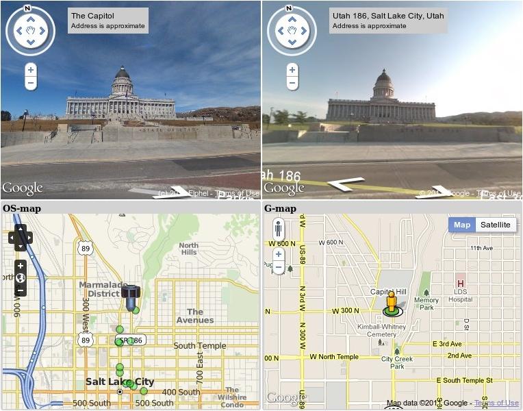 elphel development blog 187 google api v3 custom streetview