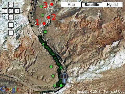 Route #3 - Little Wild Horse Canyon