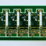 10389 Interface board, top side