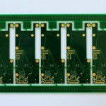 10389 Interface board, bottom side