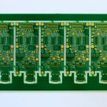 10393 System board, bottom side