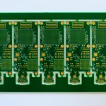 10393 System board, top side