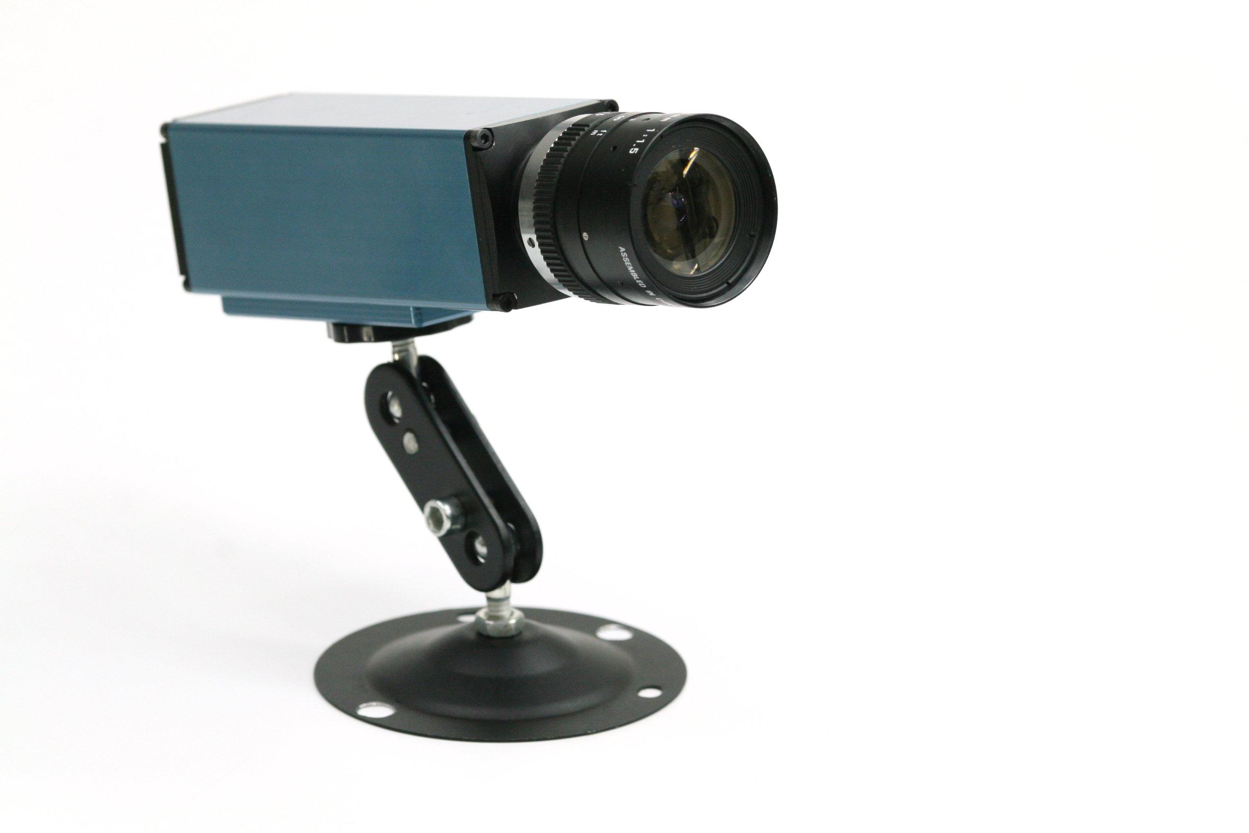 Elphel Development Blog Hammer R1s Dual Sim Kamera Nc393 Camera Front View